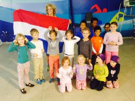 Dutch diplomas December 2014