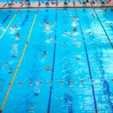 Six lanes swim 7