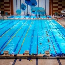 Six lanes swim 9