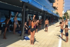 Swimming camp Spain 2016