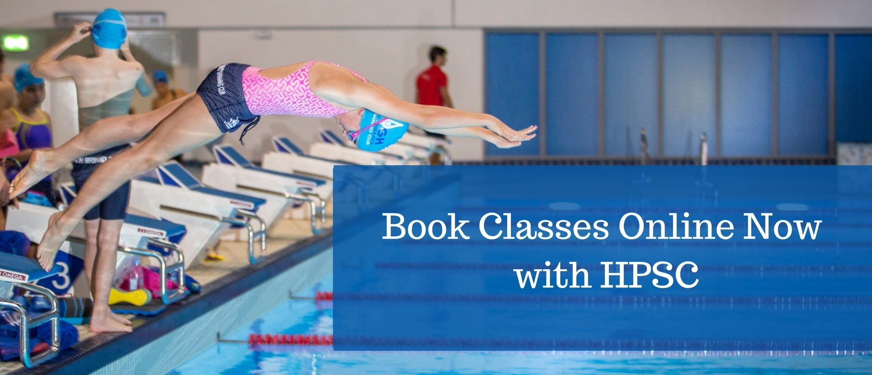 Book Your Swimming Classes Online Now!